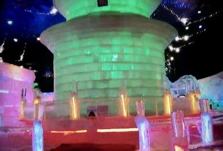 Guoyuan Bingdiao Da World Water Amusement Park (guoyushuishangleyuan)
