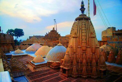 Rikhabdev神廟