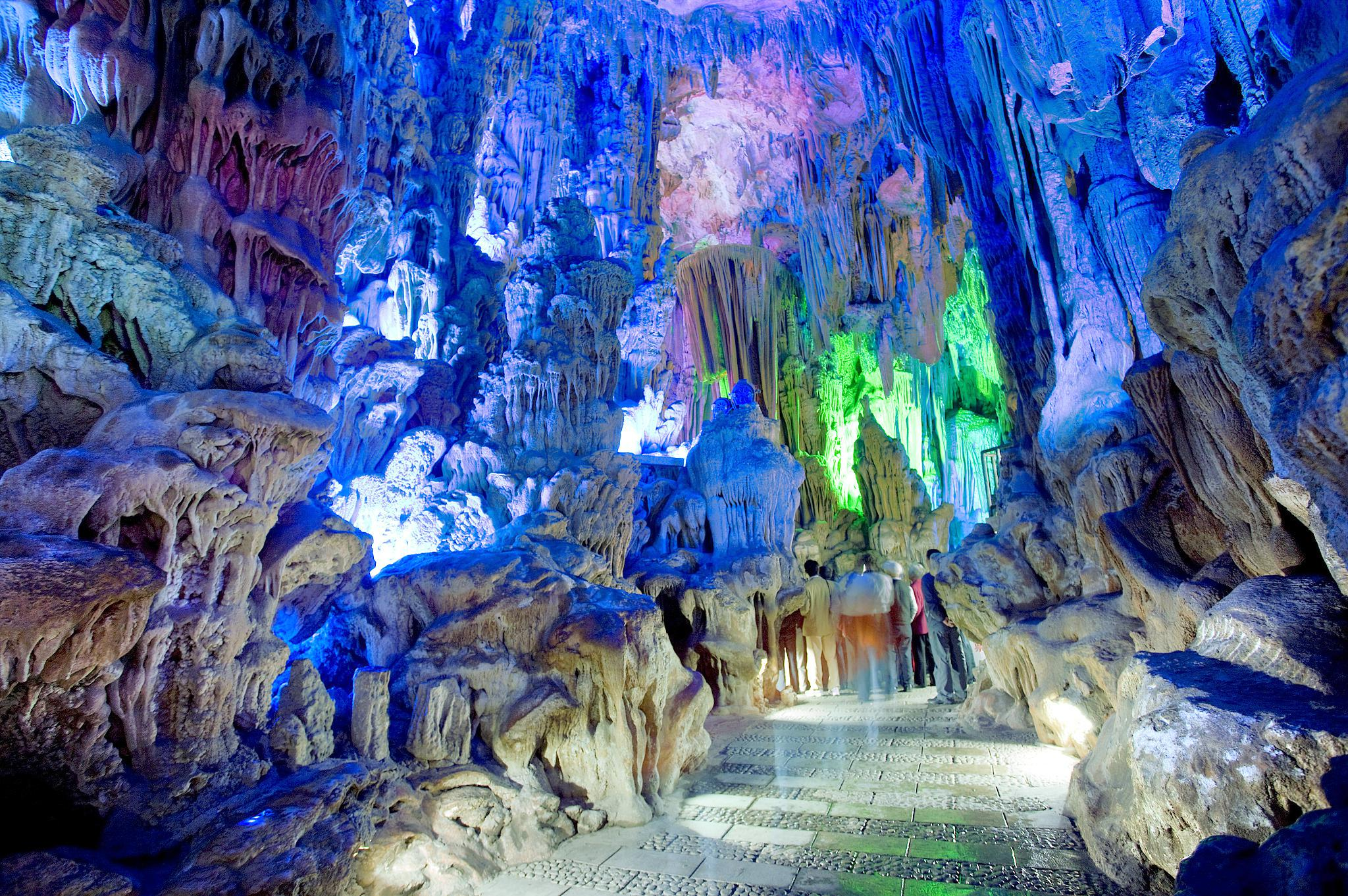 Ludi Cave (Reed Flute Cave)