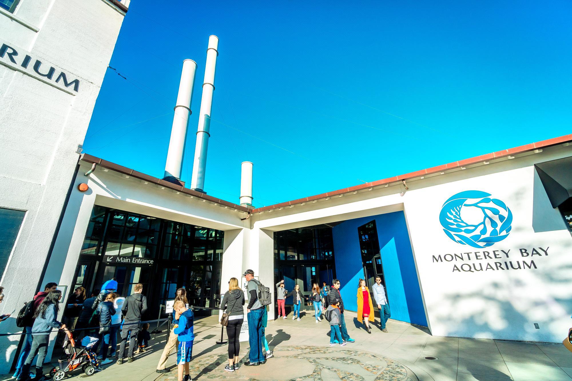 蒙特利灣水族館