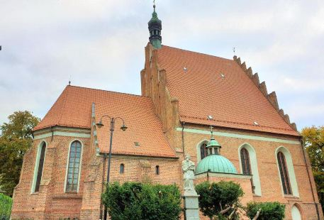 St. Martin's and St. Nicholas Cathedral