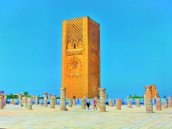 ハッサン塔