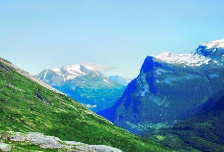 Dalsnibba Mountain Plateau