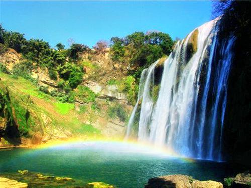 Liusha Waterfall
