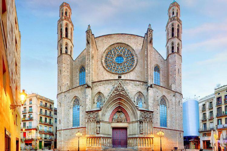 海上聖瑪利亞教堂