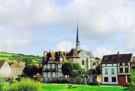St. Sauveur Church
