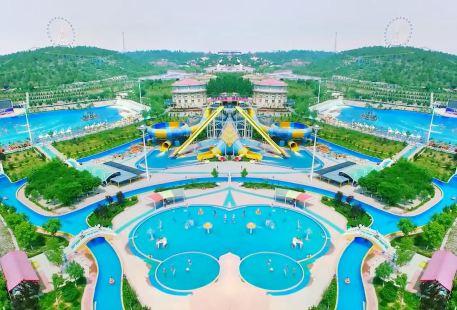 Wulong Mountain Xiangshuihe Water Park