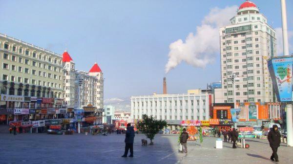 Suifenhe Border Trade Market
