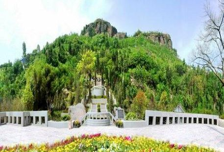 Foshou Mountain Scenic Area