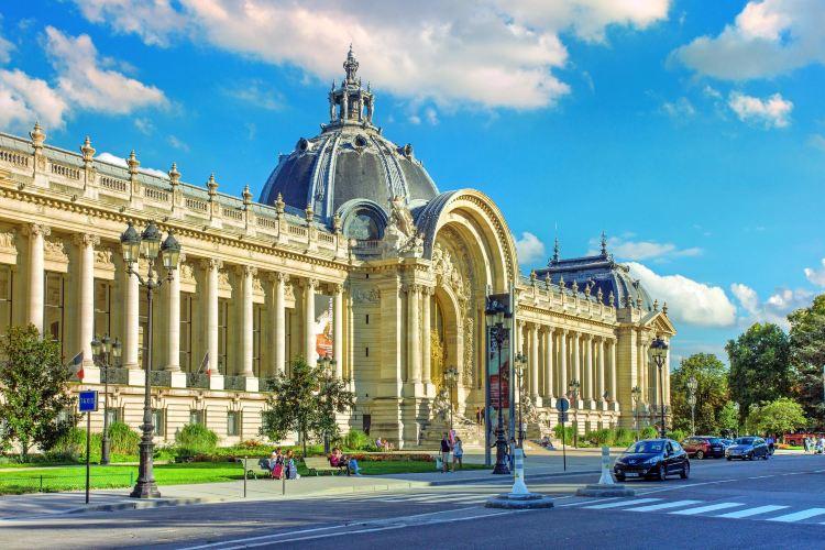 小宮–巴黎市美術館