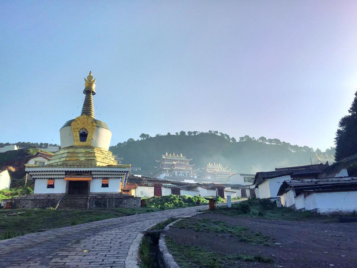 甘丹賽赤寺