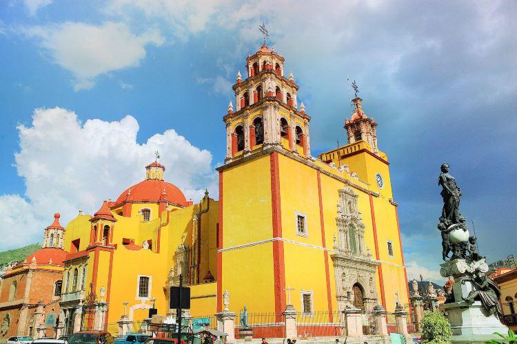Basilica of Our Lady of Guanajuato