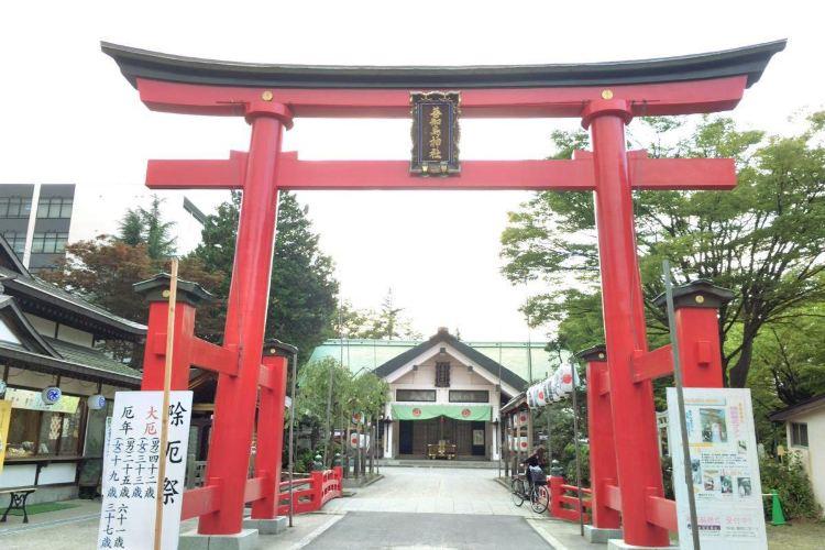 Uto Shrine