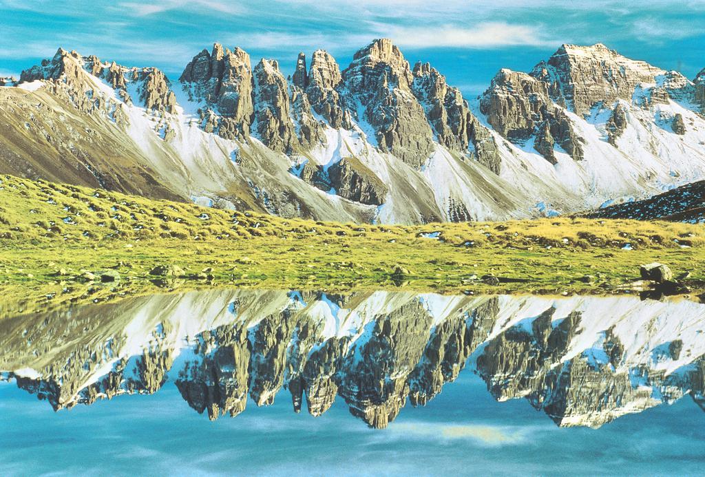 Stubaital Glacier