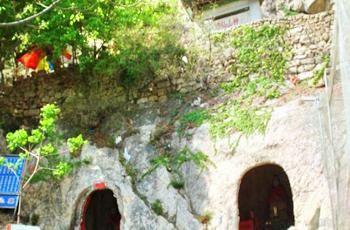 Hantong Mountain (Shenxian Cave)