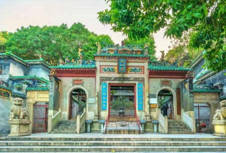 Xishan Temple