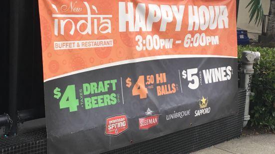 New India Buffet Bar & Restaurant