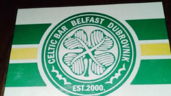 Celtic Bar Belfast Dubrovnik