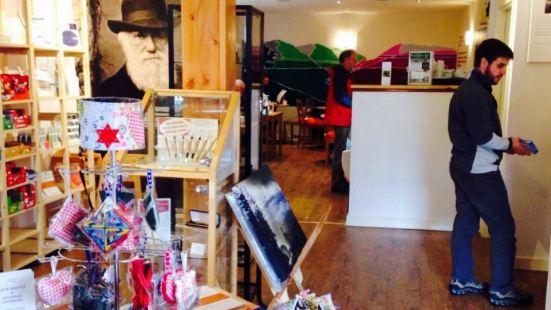 Darwin's Rest Coffee Shop