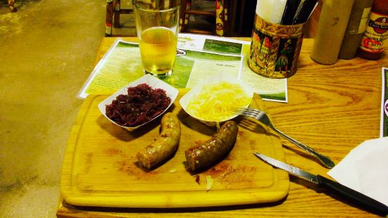 Uli's Famous Sausage