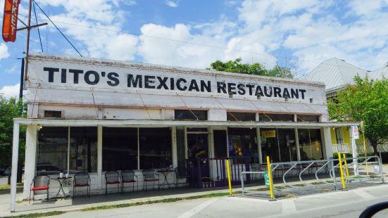 Tito's Restaurant Y Cantina