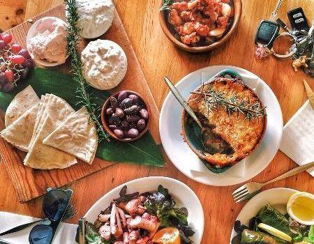 Estia Greek Cuisine Restaurant