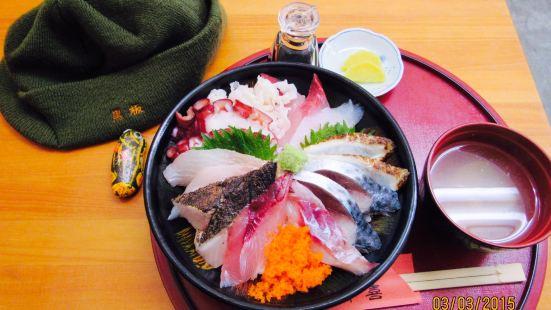 Taiki Seafood Bowl Tottori