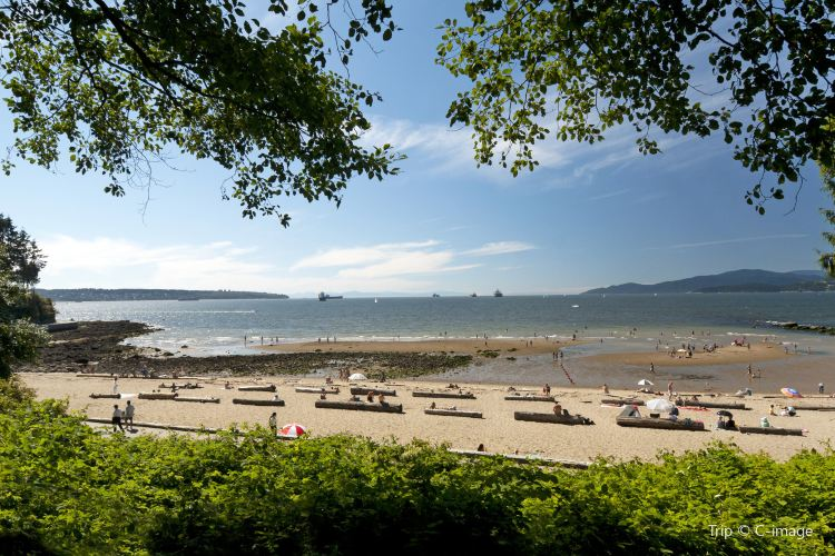 English Bay Beach1