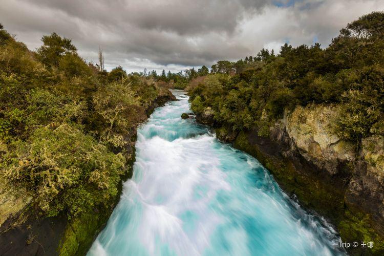 Huka Falls1