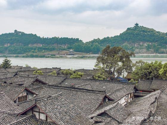 Langzhong Ancient Town