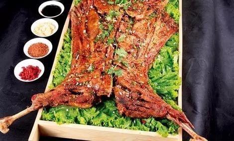 紅柳枝灘羊燒烤