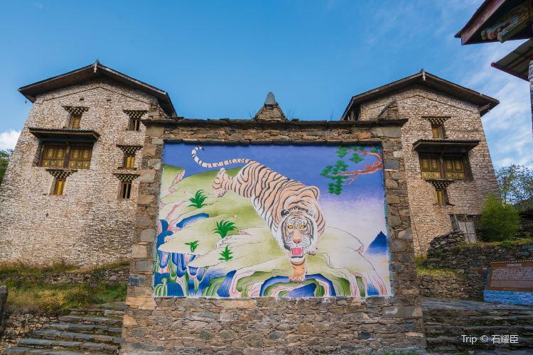 Zhuo Ke Ji Tusi Official Manor Cultural and Tourist Scenic Area1