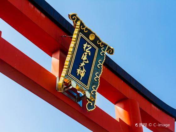 Matsuo Taisha Shrine