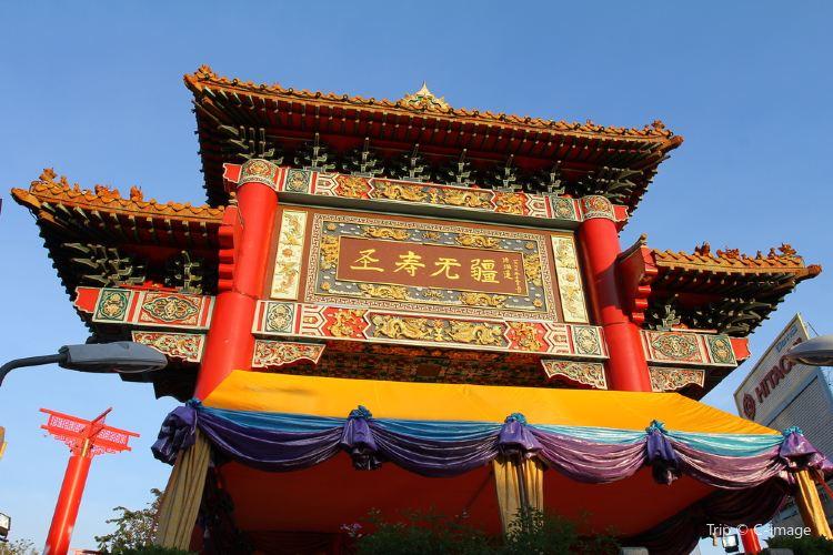 中華門牌樓1