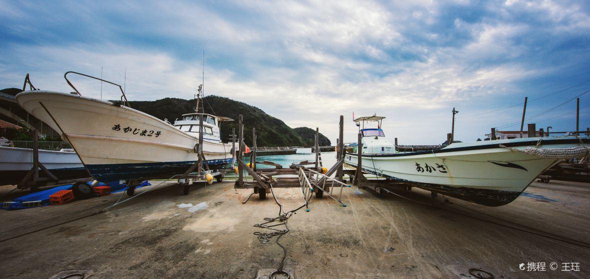 Shimajiri District