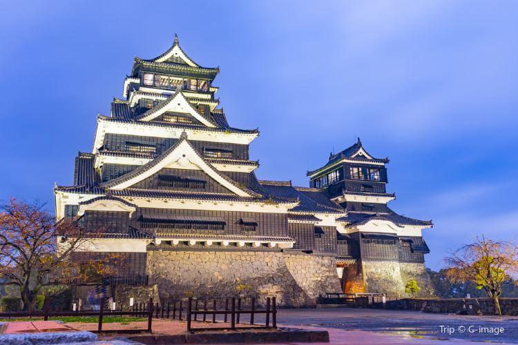 Kumamoto Castle2