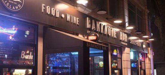 Banknote Bar Corktown
