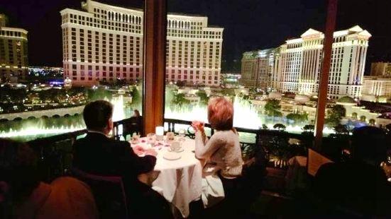 埃菲爾鐵塔餐廳
