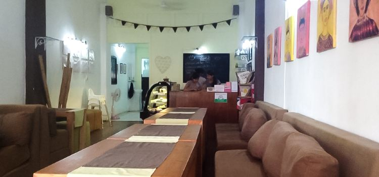 Daughters of Cambodia Visitor Centre Cafe
