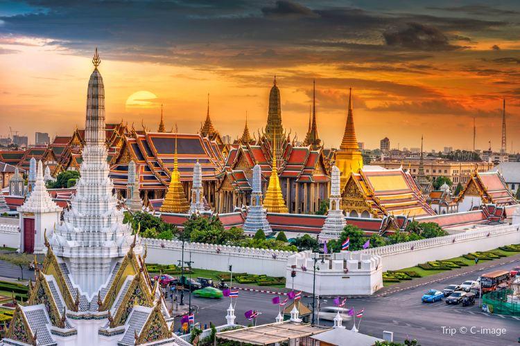 방콕 왕궁4