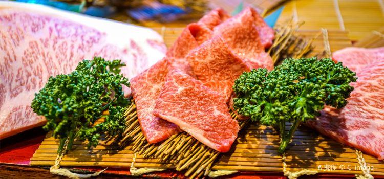 俺的燒肉(銀座9丁目)1