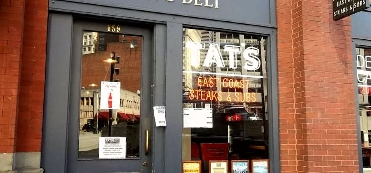 Tat's Delicatessen