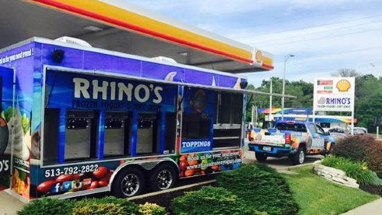Rhino's Frozen Yogurt & Soft Serve