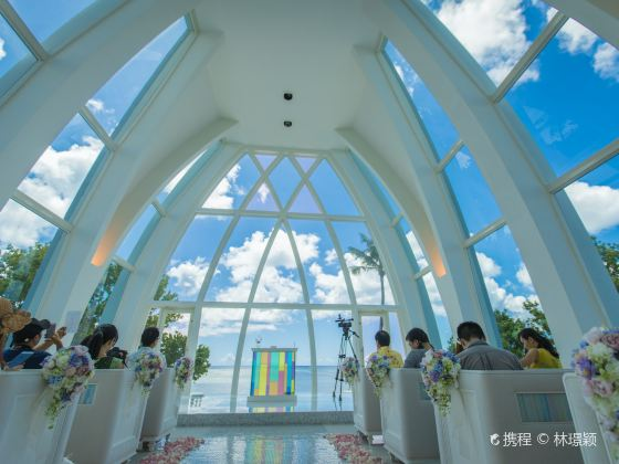 St.Laguna Wedding Chapel