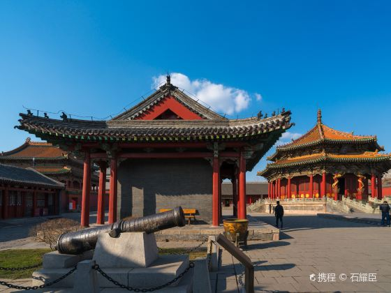 Ten-princes Pavilion