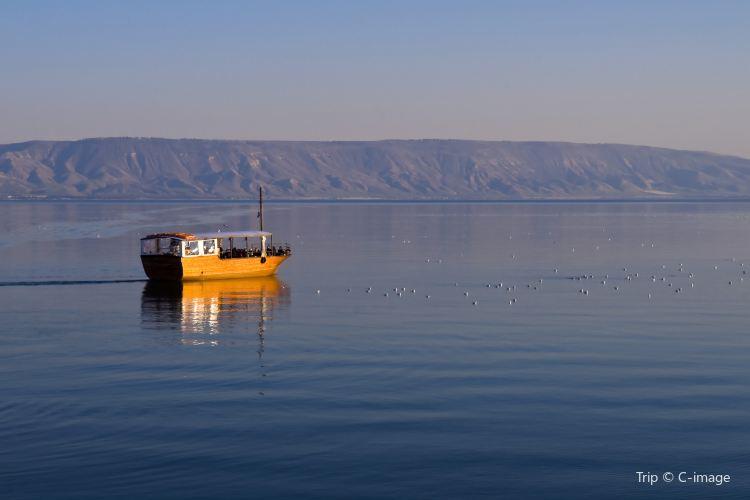 ティベリアス湖4