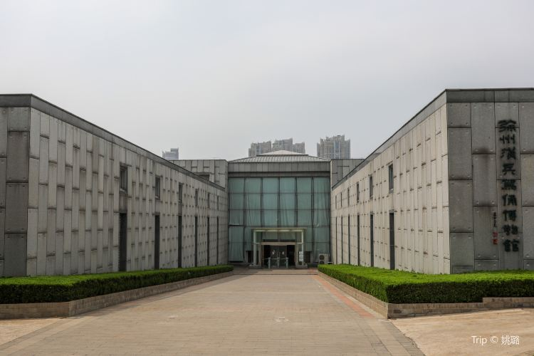 Han Dynasty Terracotta Warriors Museum3