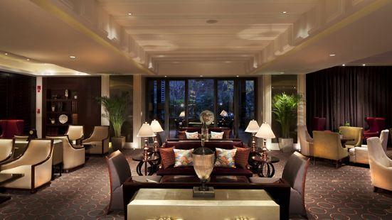 重慶江北希爾頓逸林酒店林廊大堂吧