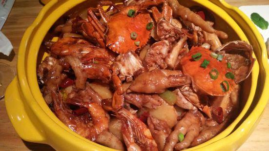 多嘴肉蟹煲(桂林路店)