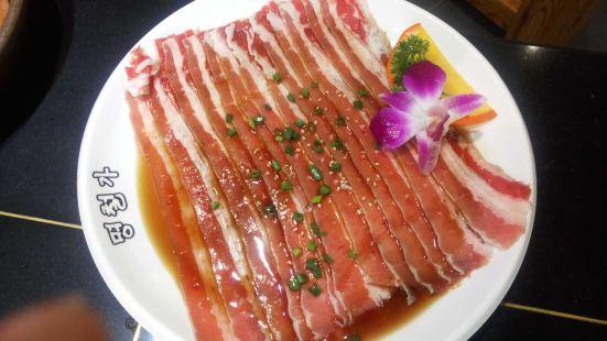 明哲家韓國料理(沃爾瑪店)